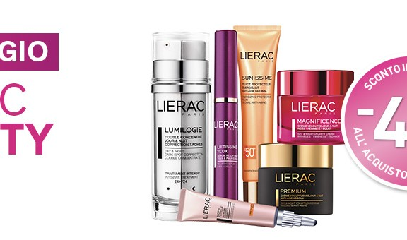 lierac beauty day